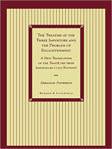 Ebook 978-0847684304 The Treatise of the Three Impostors and the Problem of Enlightenment: A New