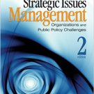Ebook 978-1412952101 Strategic Issues Management: Organizations and Public Policy Challenges