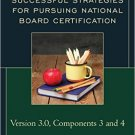 Ebook 978-1475830361 Successful Strategies for Pursuing National Board Certification: Version 3.0