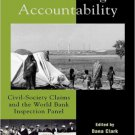 Ebook 978-0742533103 Demanding Accountability: Civil Society Claims and the World Bank Inspection
