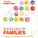 Ebook 978-1483379029 Sociology of Families: Change, Continuity, and Diversity