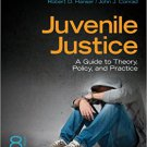 Ebook 978-1452258232 Juvenile Justice: A Guide to Theory, Policy, and Practice