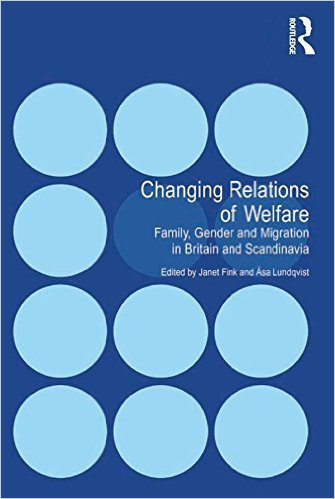 Ebook 978-0754678939 Changing Relations of Welfare: Family, Gender and Migration in Britain and S
