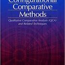 Ebook 978-1412942355 Configurational Comparative Methods: Qualitative Comparative Analysis (QCA)