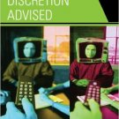 Ebook 978-0742555198 Viewer Discretion Advised: Taking Control of Mass Media Influences