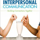 Ebook 978-1452220130 Interpersonal Communication: Building Connections Together