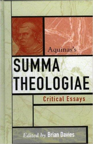 Ebook 978-0742543430 Aquinas's Summa Theologiae (Critical Essays on the Classics Series)