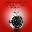 Ebook 978-1629590660 The Essential Guide to SAS Dates and Times, Second Edition