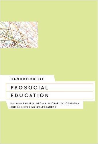 Ebook 978-1442211193 Handbook of Prosocial Education: 2 Volumes