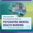 Ebook 978-0323389679 Varcarolis' Foundations of Psychiatric Mental Health Nursing 8th
