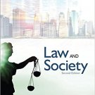 Ebook Law and Society 2nd