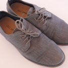 Call it spring men casual shoes blue denim/canvas size US 11, EUR 44