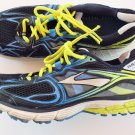 Brooks Ravenna 5 multi-color running shoes men size 11.5 D, synthetic upper