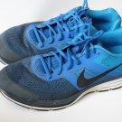 Nike pegasus 30 blue color synthetic upper men size 13 M  599205-415