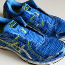 Asics GT-2000, T3P3N trainer sneakers  Size 14. Color blue