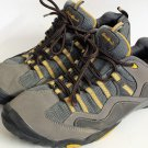 Eddie Bauer mens athletic running shoes size 9.5, color gray black