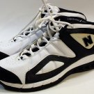 New Balance B zip BB904 basketball shoes men size US12 Color black white.
