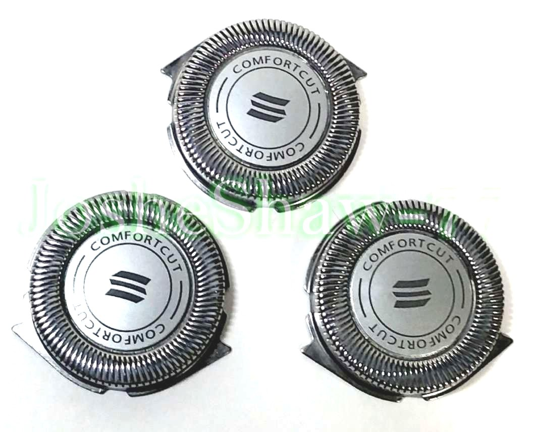 3X Foils Without Blades For Philips Norelco HQ7 HQ8 SH30 AT7/8 PT7/8 RQ32