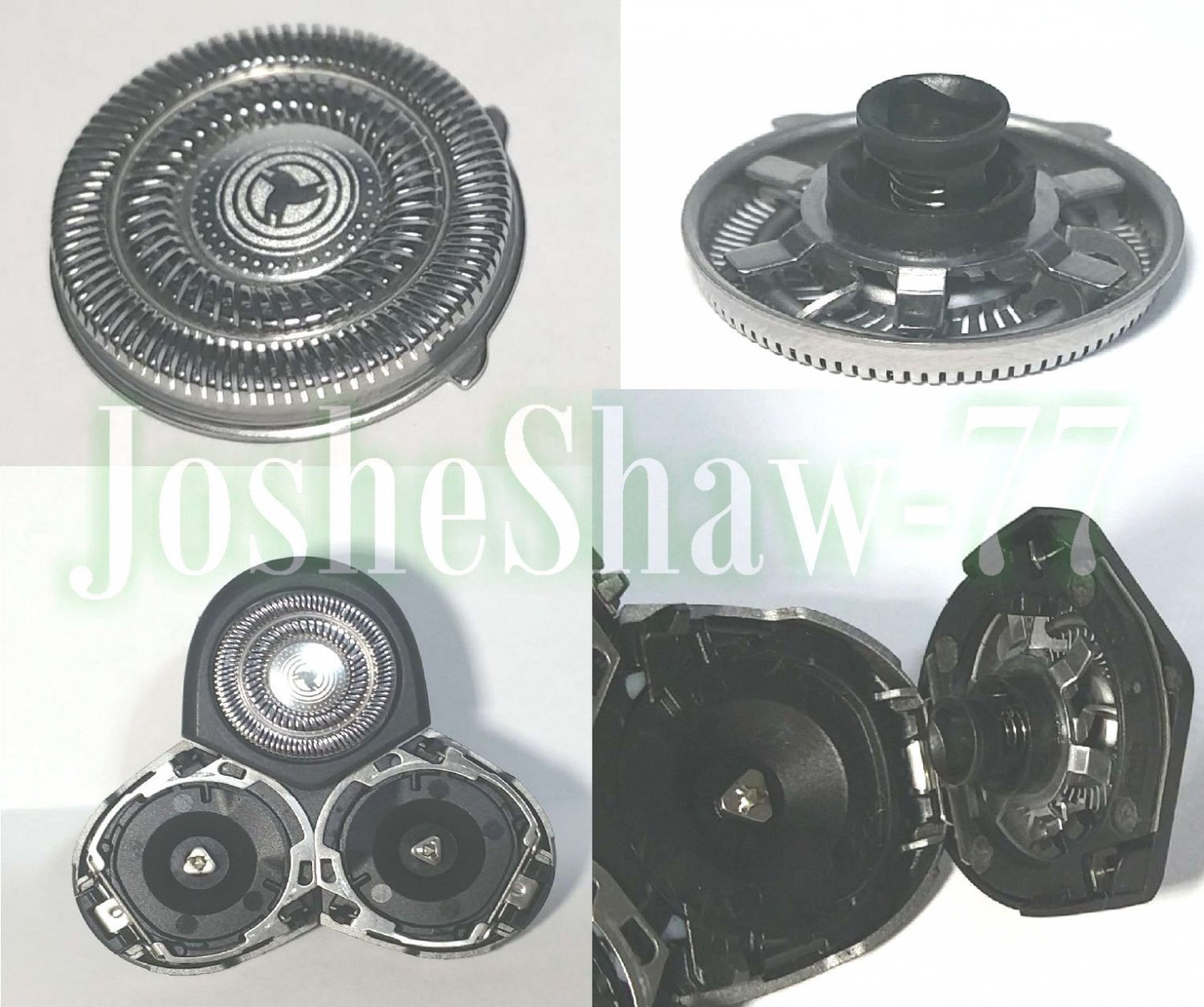 RQ10 head Blades & Foils replacement service for philips norelco 1050X 1060X