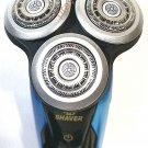 Men's Shaver with Beard Nose/Ear Trimmer with Philips Norelco RQ12+ Blades Lot