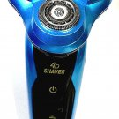 Men's Shaver with Cap Beard Nose/Ear Trimmer SH90 S9000 with RQ12+ Blades Lot