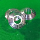 Star Trek TOS, Type II Phaser, 10 Turn Top Dial, Metal Part, fits any prop