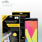 2X  VOIA High Glossy LCD Protection Guard Film For LG V20