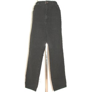 LEE Riders Black Jeans Size 16 M
