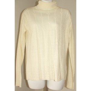WORTHINGTON White Sweater Small