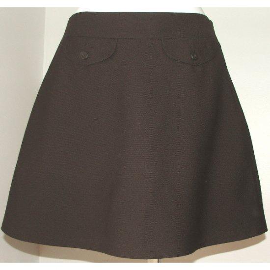 GAP Trendy Brown Skirt Size 6