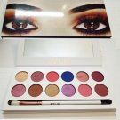 Eyeshadow 12 Colors The Royal Peace Palette with Brush