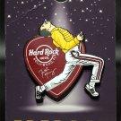 Hard Rock Cafe Hollywood FL - Freddie Mercury 2018 Pin