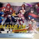 "Fire Emblem Warriors Promotional Poster 11x17 ""Warriors of Conviction"""
