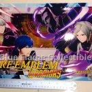 "Fire Emblem Warriors Promotional Poster 11x17 ""Warriors Against Fate"""