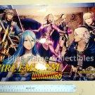 """Fire Emblem Warriors Promotional Poster 11x17 """"A Burdened Heart"""""""