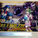 """Fire Emblem Warriors Promotional Poster 11x17 """"Fight Of The Hero King"""""""