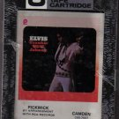 NEW OLD STOCK 8 TRACK TAPE ELVIS PRESLEY FRANKIE AND JOHNNY
