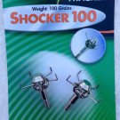 Gametracker Shocker  100 grain set of 3 excellent small game head