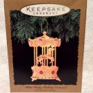 Hallmark Keepsake Ornament 1994 Tobin Fraley Holiday Carousel
