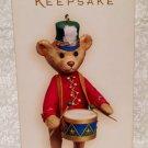 Hallmark Keepsake North Pole Band Teddy Ornament 2006 New Store Stock