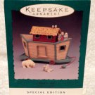 "Hallmark Keepsake 1994 ""Noah's Ark"" Special Edition Ornament- 3 piece set"