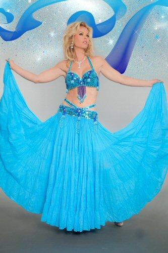 Gorgeous Bollywood Dancer Costume Set