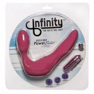 589-15 Infinity Strapless Strap On