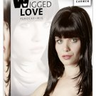 07791990000 Long Cut Wig Black