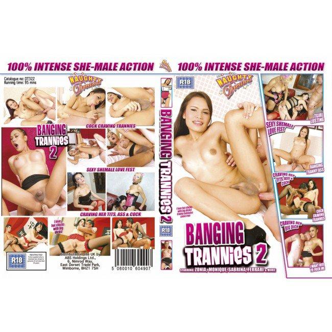 Banging Trannies 2 DT322