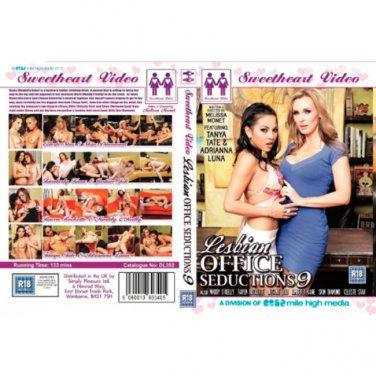 Lesbian Office Seductions 9 Sweetheart Video DL352