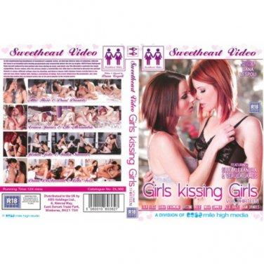 Girls Kissing Girls 13 Sweetheart Videos DL366