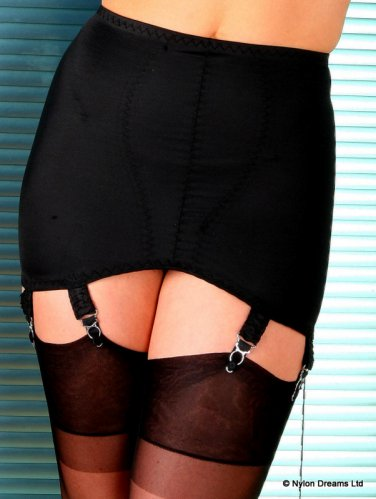6 Strap Girdle From Nylon Dreams NDG6