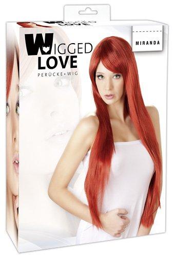 Miranda Wig Shiny Red 07734920000