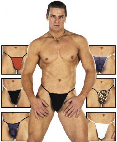 7 Pairs mens sexy thongs 02711600000